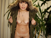 My hot wet Japanese pussy will keep you warm if you are cold