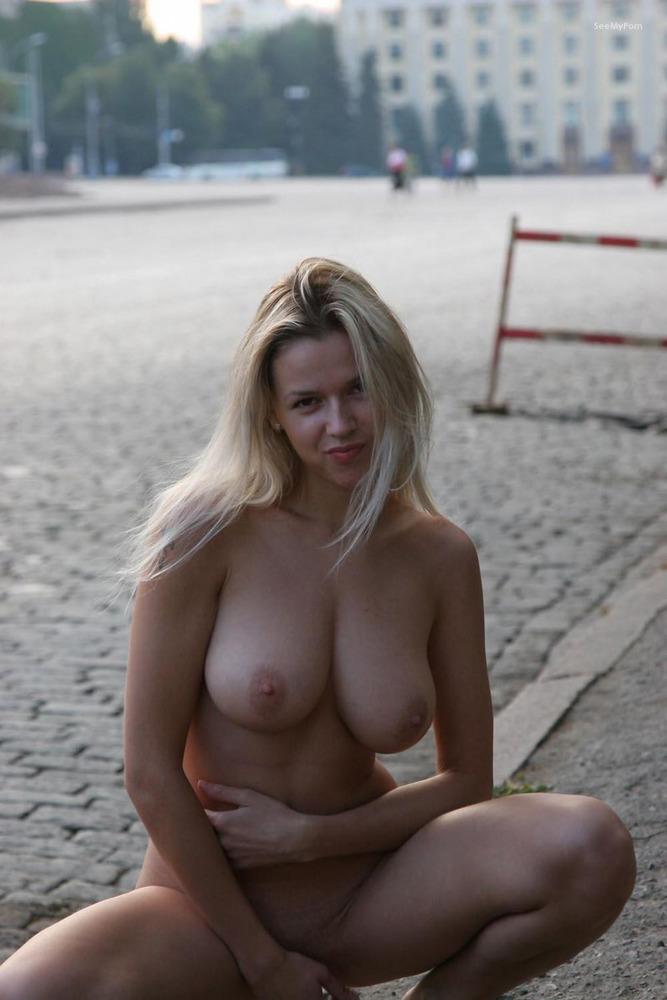 public exhibitionist